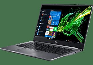 ACER Swift 3 (SF314-57-58VL), Notebook mit 14 Zoll Display, Core™ i5 Prozessor, 8 GB RAM, 1 TB SSD, Intel® UHD-Grafik , Steel Gray