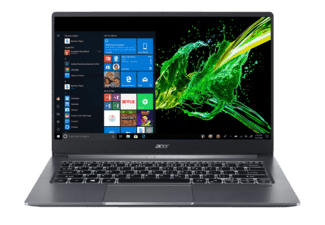 ACER Swift 3 (SF314-57-58VL), Notebook mit 14 Zoll Display