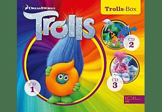 The Trolls - Starter-Box  - (CD)