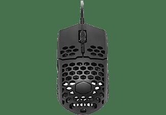 COOLER MASTER Gaming Maus MasterMouse MM710, Schwarz-Matt, USB (MM-710-KKOL1)