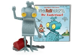 Fritz Stavenhagen, Björn Dömkes - Tonie-Hörfigur: Ritter Rost - Die Zauberinsel