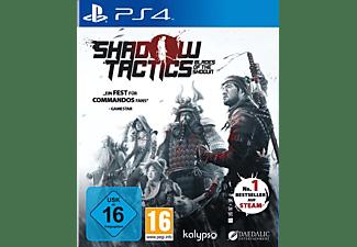 Shadow Tactics: Blades of the Shogun - [PlayStation 4]
