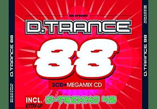 VARIOUS - D.TRANCE VOL.88  - (CD)