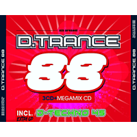 VARIOUS - D.TRANCE VOL.88 [CD]