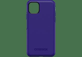 OTTERBOX Symmetry, Backcover, Apple, iPhone 11 Pro Max, Blau
