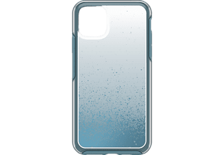 OTTERBOX Symmetry, Backcover, Apple, iPhone 11, Blau/Transparent