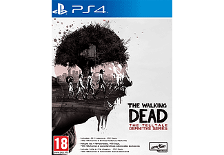 PS4 - The Walking Dead: The Telltale Definitive Series /D