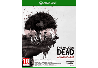 Xbox One - The Walking Dead: The Telltale Definitive Series /D