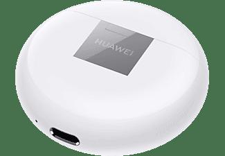 HUAWEI FreeBuds 3, In-ear Kopfhörer Bluetooth Ceramic White