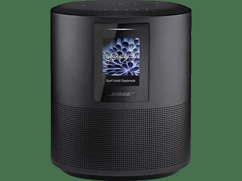 BOSE Home Speaker 500 - Smart Speaker (App-steuerbar, Bluetooth, W-LAN Schnittstelle, Schwarz)