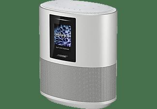 BOSE Home Speaker 500 Lautsprecher App-steuerbar, Bluetooth, Silber