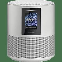 BOSE Home Speaker 500 Smart Speaker App-steuerbar, Bluetooth, W-LAN Schnittstelle=W-LAN Schnittstelle, Silber