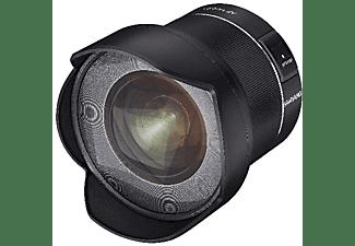 Objetivo -  Samyang 14mm, Negro