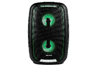 Altavoz inalámbrico - Daewoo DSK-400, 30 W, LED, Recargable, Negro