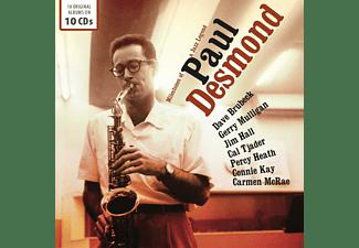 Paul Desmond - MILESTONES OF A JAZZ LEGEND: PAUL DESMOND  - (CD)