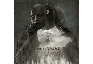 Dawn Of Disease - Procession Of Ghosts  - (CD)