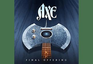 Axe - FINAL OFFERING  - (CD)