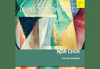 Ndr Chor - Chansons Francaises  - (CD)