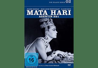 Mata Hari-Agentin H21-Blaue Serie Edition DVD