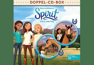 Spirit - Spirit-Doppel-Box (9+10)-Hörspiele zur TV-Serie  - (CD)