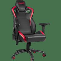 SPEEDLINK TAGOS XL Gaming Stuhl, Schwarz/Rot