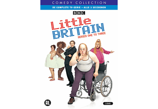 Little Britain: De Complete TV-Serie - DVD
