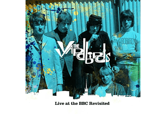 The Yardbirds - LIVE AT THE BBC REVISITED  - (CD)