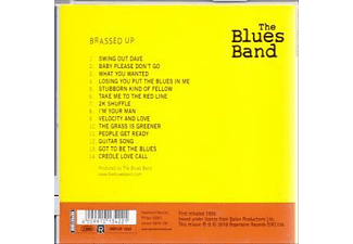 The Blues Band - BRASSED UP -DIGI/REISSUE-  - (CD)