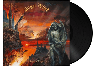 Angel Witch - ANGEL OF LIGHT  - (Vinyl)