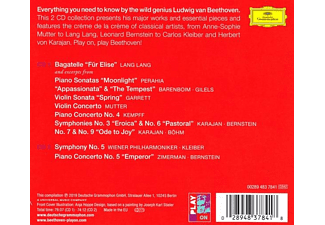 VARIOUS - The Very Best Of Beethoven  - (CD)