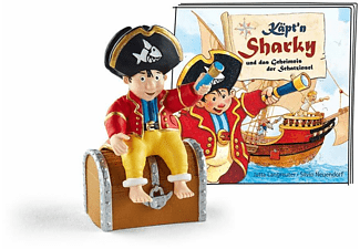 Tonie-Hörfigur: Käpt'n Sharky und das Geheimnis der Schatzinsel