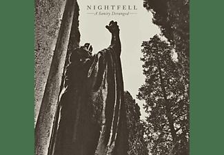 Nightfell - A Sanity Deranged (Black Vinyl)  - (Vinyl)