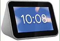 Reloj despertador inteligente -  Lenovo Smart Clock, 4, IPS, 1 GB RAM, Bluetooth, Flash 8 GB, Gris