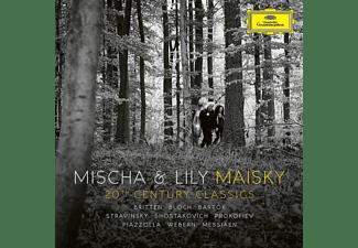 Mischa Maisky, Lily Maisky - 20TH CENTURY CLASSICS  - (CD)