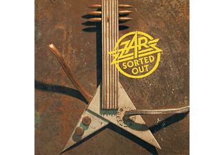 Zar - Sorted Out  - (CD)