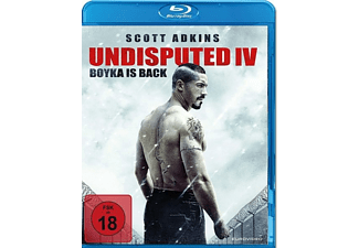 Undisputed 4 (Steelbook) Blu-ray