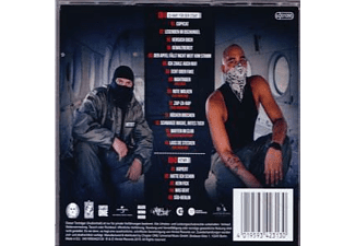 Blokkmonsta & Smoky - Zu hart für den Staat  - (CD)