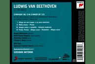 Giovanni Antonini, Der Kammerorchester Basel - SINFONIE 9 [CD]