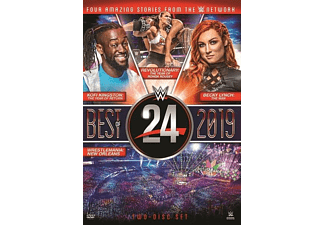 WWE:24-The Best Of 2019 DVD