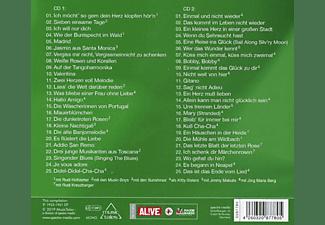 Erni Bieler - Mauerblümchen - 50 große Erfolge  - (CD)