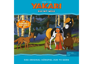 Yakari - Yakari-Eile mit Weile (38)-Hörspiel  - (CD)