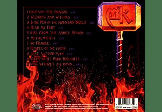 Magic Kingdom - MetAlmighty  - (CD)