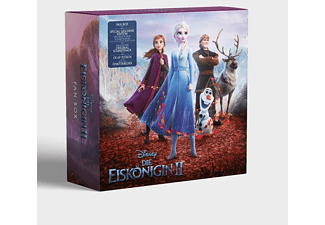 OST/VARIOUS - Die Eisköniging 2-Fan Box (Frozen 2) - (CD)
