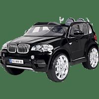 ROLLPLAY BMW X5, 12V, RC Elektrofahrzeug für Kinder Schwarz