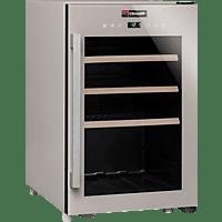 CLIMADIFF CLS31 Weinklimaschrank (140 kWh/Jahr, EEK A, Anthrazit)