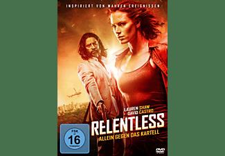 RELENTLESS-ALLEIN GEGEN DAS KARTELL DVD