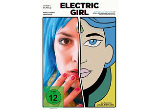 ELECTRIC GIRL DVD