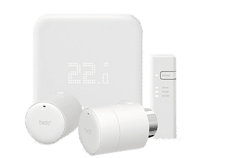 TADO Smart Thermostat Starterkit V3+ & SRT DUO Pack