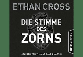Ethan Cross - Die Stimme des Zorns  - (CD)