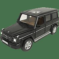 JAMARA KIDS Street Kings Mercedes-Benz G350 Diecast 1:32 schwarz Kinderspielsachen, Schwarz